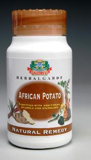 swissgarde african potato