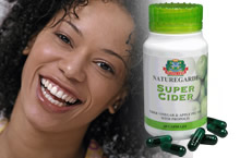 Swissgarde's SuperCider Contains Cider Vinegar Apple Pectin Potassium